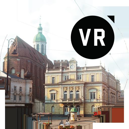 Opavská staletí VR - aplikace